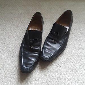 Louis Vuitton Men's Black Dress Shoes